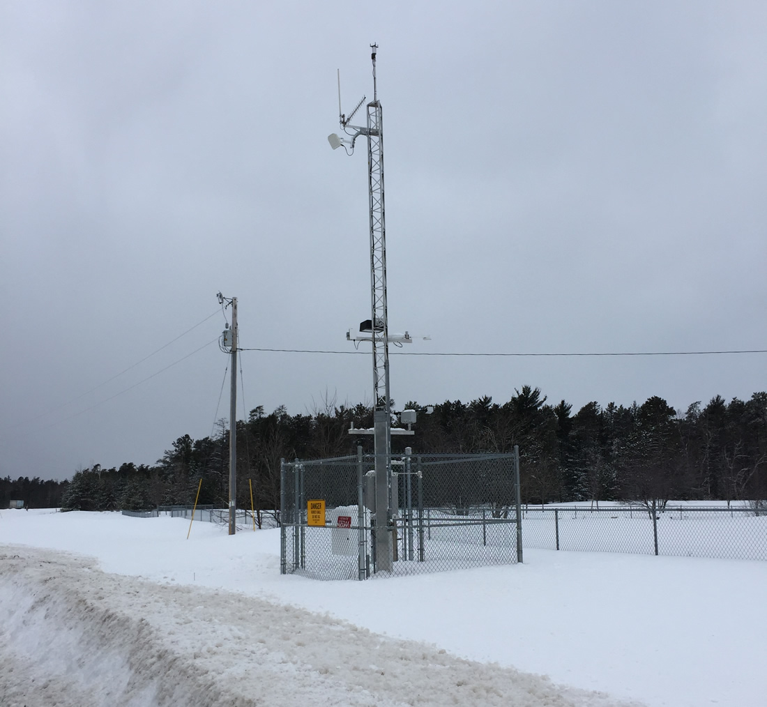 MDOT Road Weather Information System (RWIS) Services